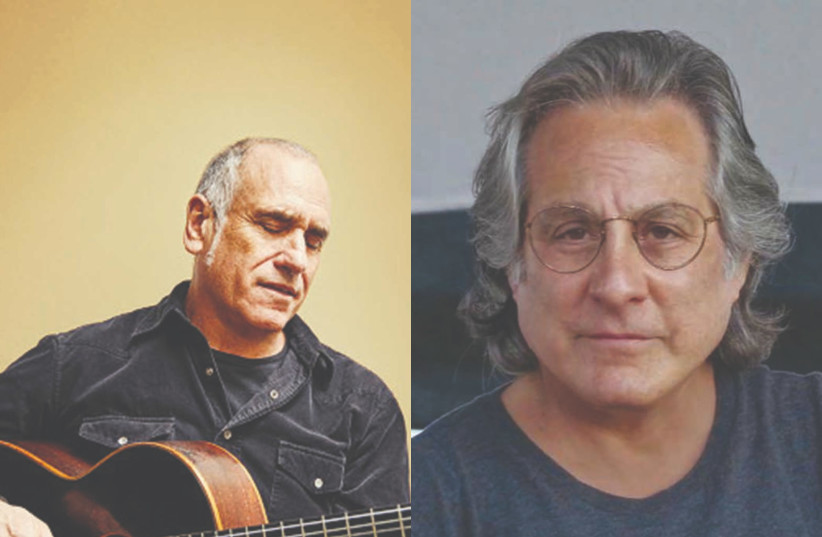 DAVID BROZA and Max Weinberg are two of the artists taking part in this year's City Winery's Annual Downtown Seder in New York. (photo credit: Courtesy)