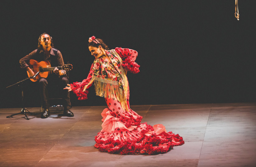 THE FLAMENCO Days Festival will take place on March 18, 19 and 20. (photo credit: EYAL HIRSH)