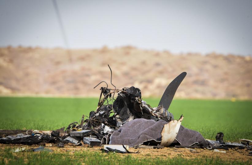 IDF: 'Snunit' crash was probably due to rare phenomenon
