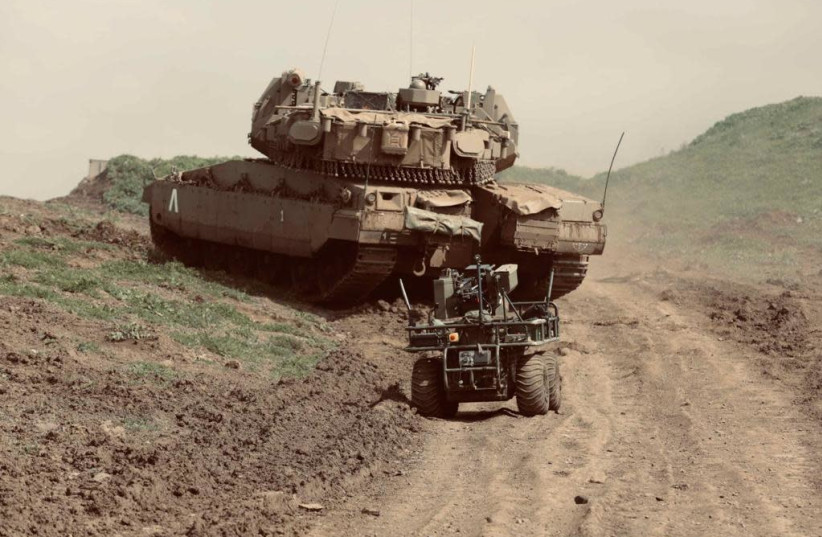 Israel's operation against Hamas was the world's first AI war