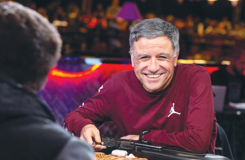 FORMER GOLANI Brigade officer and celebrity poker player Eli Elezra.  (photo credit: FIDF)