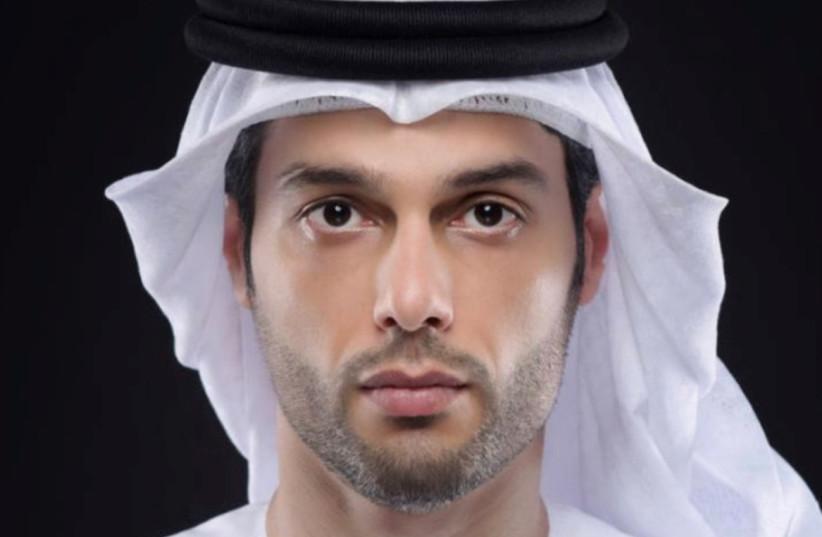 Muhammad Mahmoud Al Khajah (photo credit: UAE MOFA)