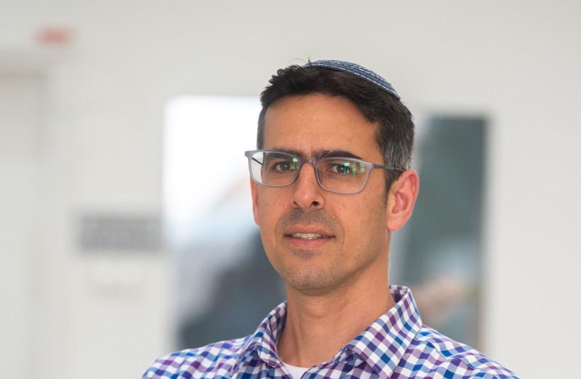 Shlomi Turgeman, CEO of Atlas (photo credit: ATLAS)