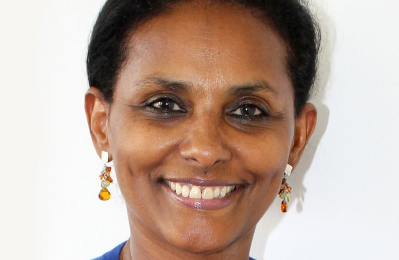 DR. SEGENET KELEMU, director-general, International Center of Insect Physiology and Ecology. (photo credit: BORIS MINTS INSTITUTE)