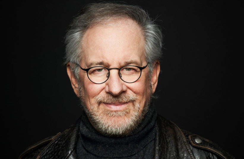 Steven Spielberg Head Shot (photo credit: AMBLIN)