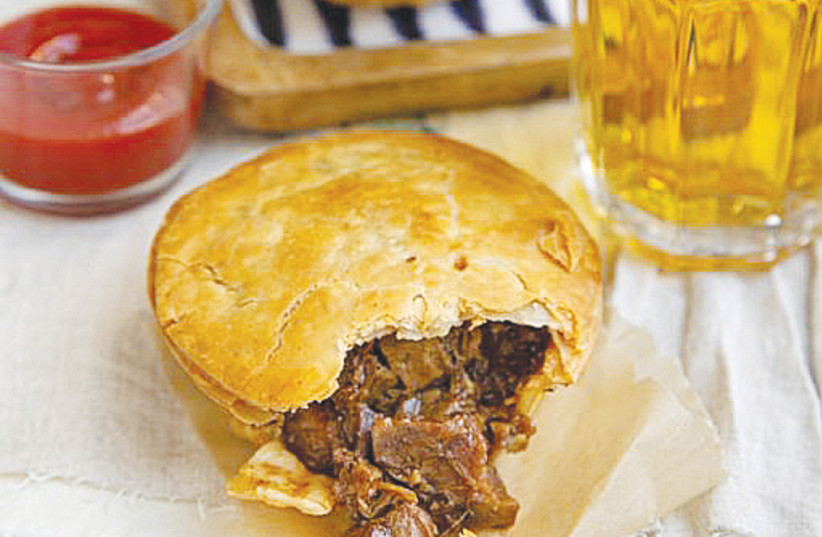 Justin's meat pies (photo credit: Courtesy)