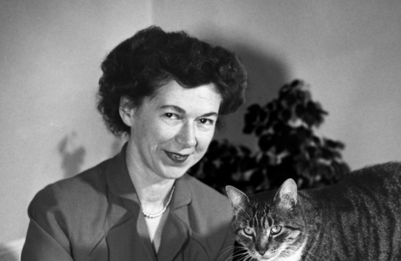 Beverly Cleary (photo credit: Wikimedia Commons)