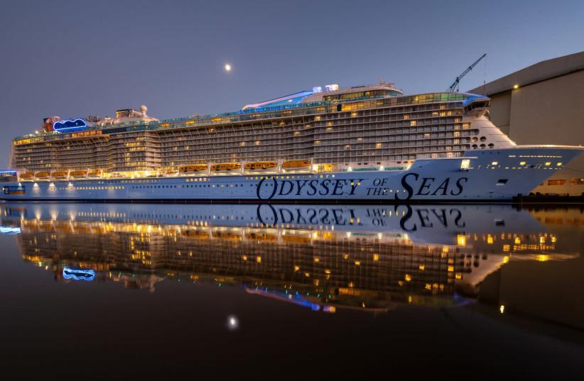 Royal Caribbean cruise (photo credit: Courtesy)