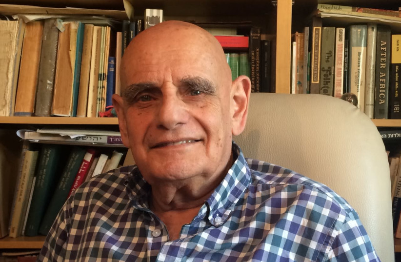 PROF. YAIR ZAKOVITCH, new winner of the Israel Prize in Bible Studies. (photo credit: EDUCATION MINISTRY)