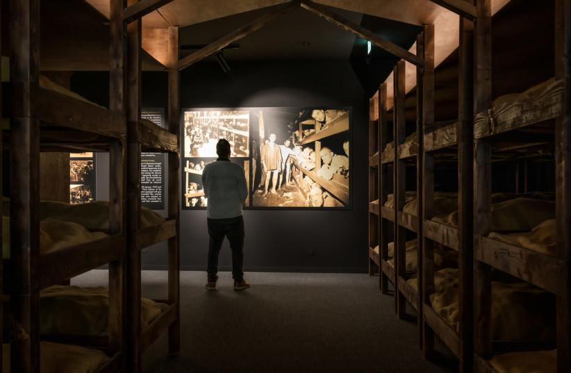 Holocaust museum in Oporto opens to the public. (photo credit: CIP/JOÃO BIZARRO)