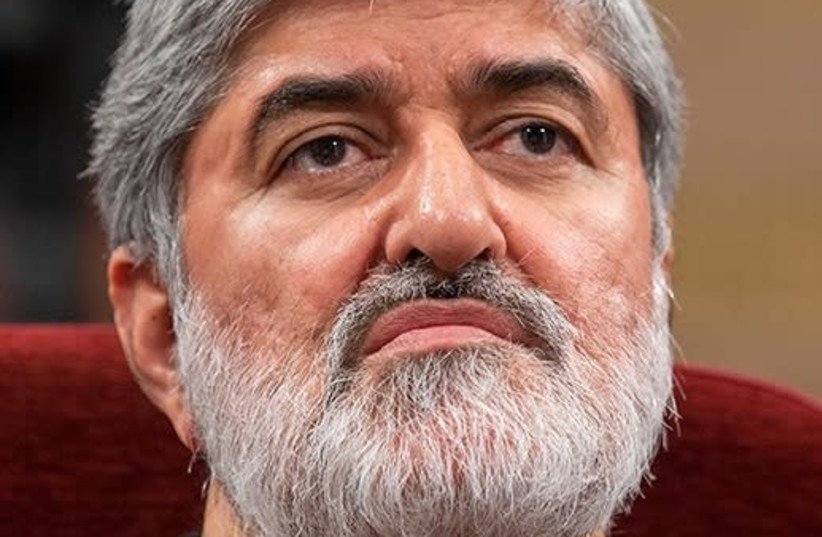 Ali Motahari. (photo credit: Wikimedia Commons)