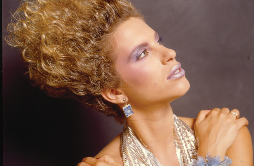 JEWELRY CAMPAIGN, 1986. (photo credit: MIRI DAVIDIVITZ)