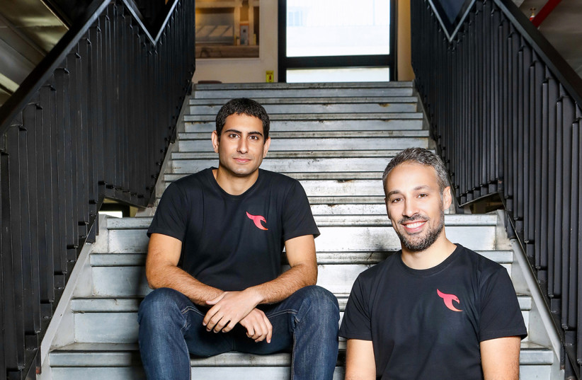 Talon co-founders Ofer Ben-Noon and Ohad Bobrov. (photo credit: Courtesy)