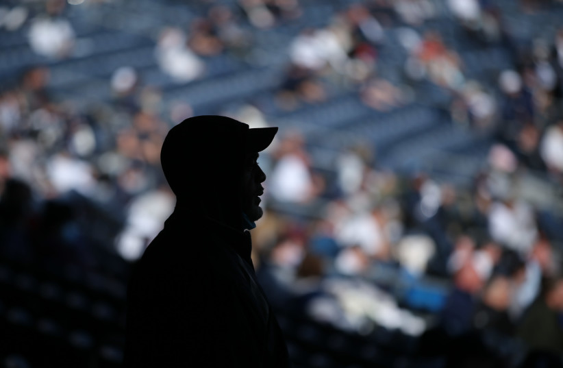 AS A kid growing up in New York, I attended ballgames where more Jews were present than that. (photo credit: BRAD PENNER/USA TODAY SPORTS VIA REUTERS)