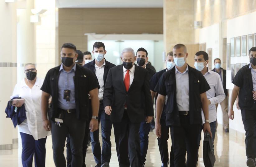 Prime Minister Benjamin Netanyahu.   (photo credit: MARC ISRAEL SELLEM)