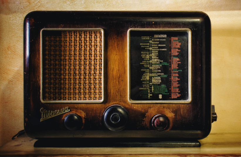 VINTAGE RADIO by Philips (photo credit: EVA THE WEAVER/FLICKR)