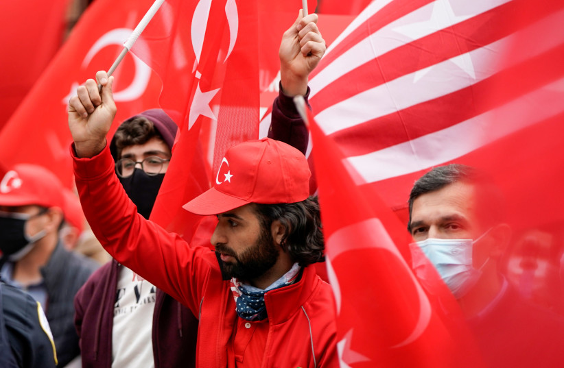 Turkey's media radicalizes anti-Israel voices - analysis thumbnail