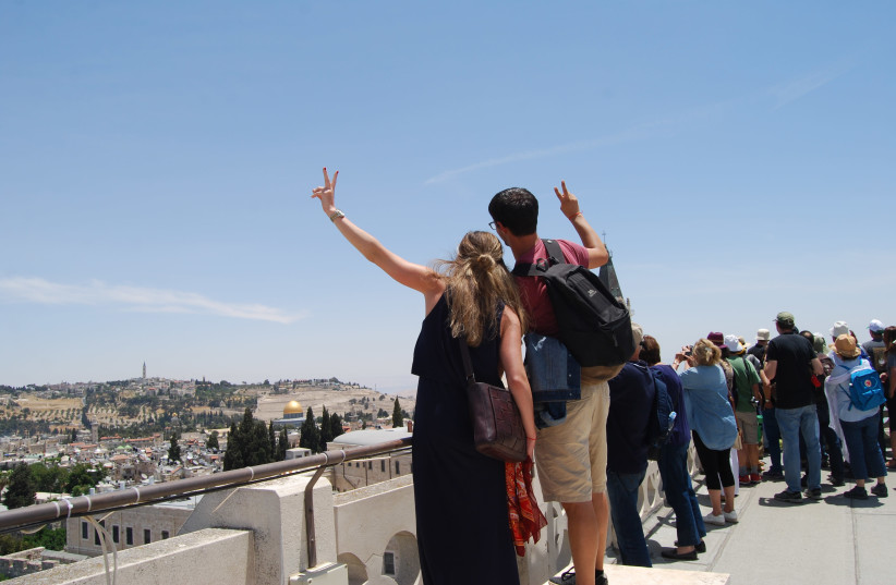 "Some 180 tours will be offered in Jerusalem in honor of ""My Jerusalem Week."" (photo credit: OFER BARZILAI/YAD BEN ZVI)"