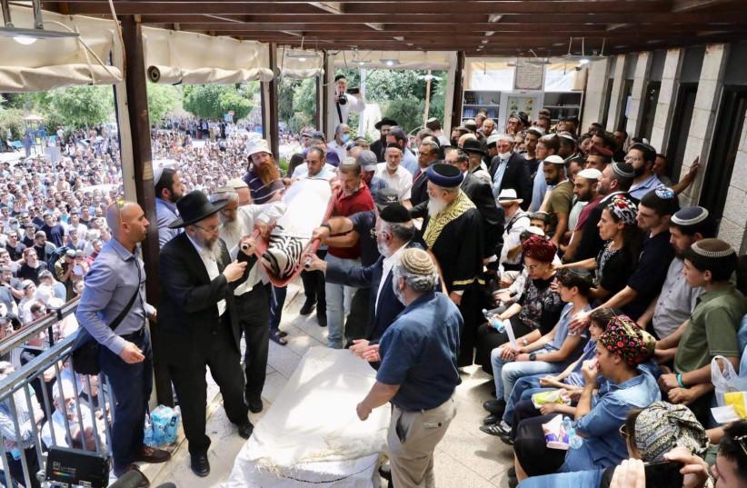 Yehuda Guetta's Palestinian murderer convicted