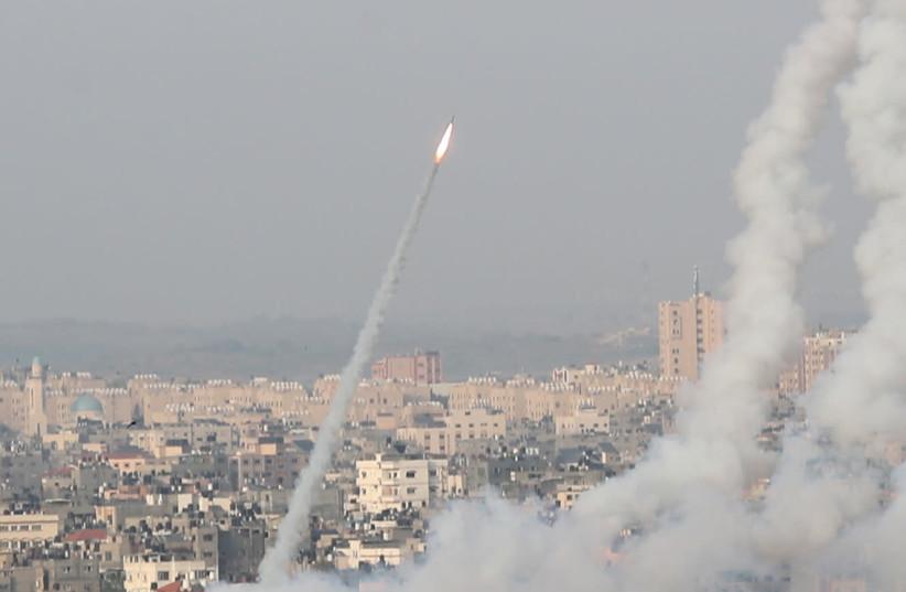 Gaza rockets killed Palestinians, Israelis in 'flagrant' war crimes – HRW