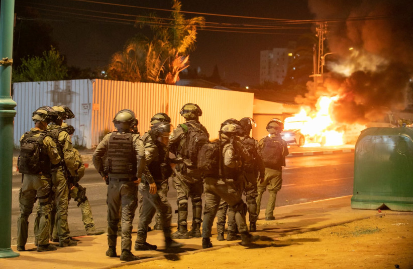 Is Israel Reaching a Tipping Point With Internal Clashes?