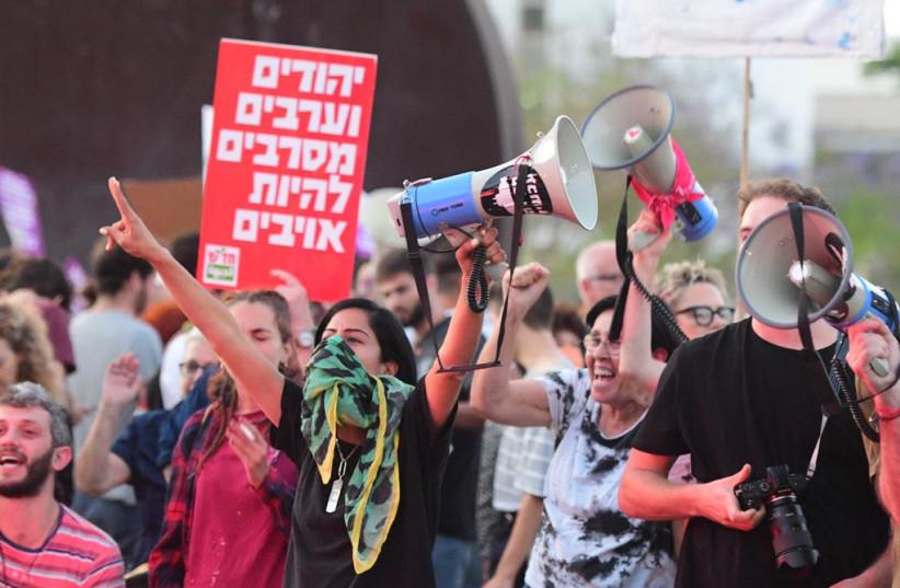 Amid ongoing violence, Israeli Jews, Arabs hold coexistence rallies