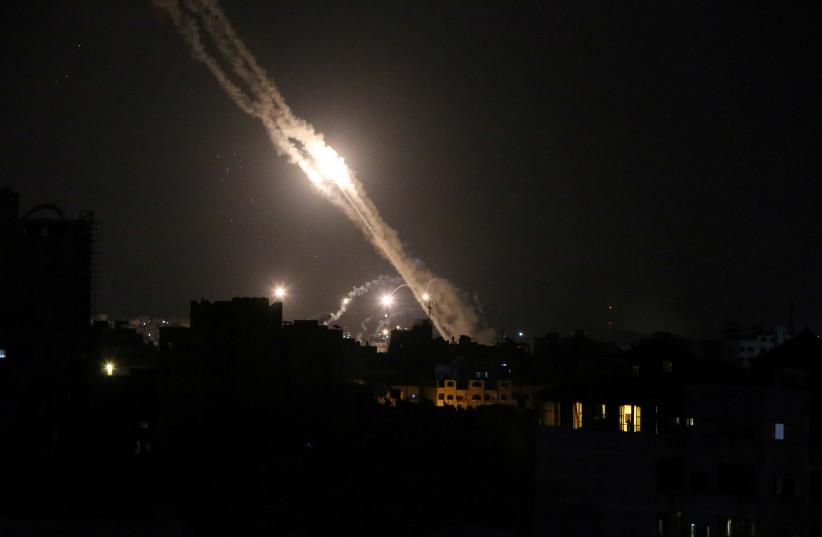Three Rockets Fired From Lebanon Towards Israel, No Injuries