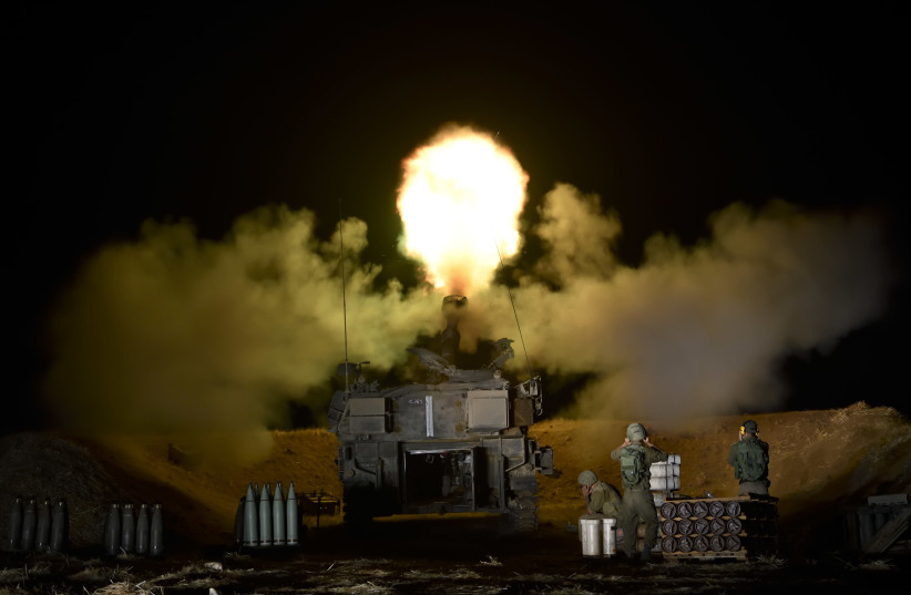 Israel keeps up pressure on Hamas with non-stop bombings of Gaza