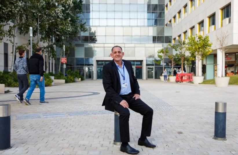 Samson Assuta Ashdod Hospital General Director - Dr. Erez Barenboim. (photo credit: SAMSON ASSUTA ASHDOD HOSPITAL SPOKESPERSON)