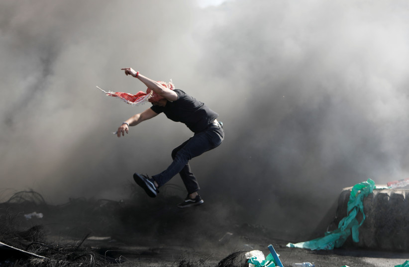 Shin Bet reports dramatic increase in West Bank attacks on Israelis
