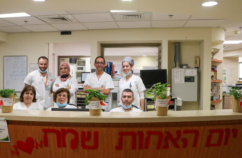 Medical community continues to push peace amid Israeli-Arab conflict