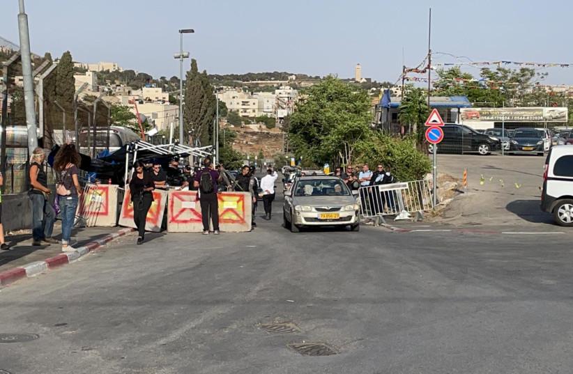 Roadblocks upend Palestinian family in East Jerusalem's Sheikh Jarrah