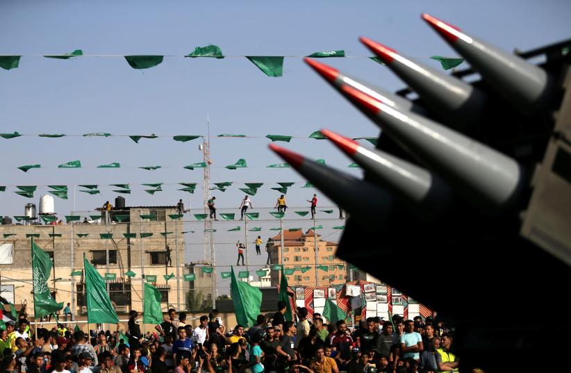 Iran: Hamas already rebuilding Iran-backed rocket arsenal