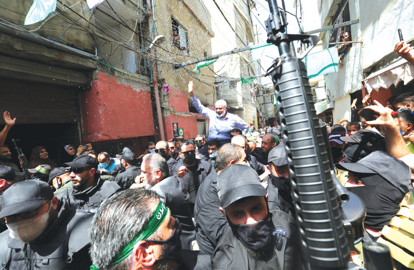 Palestinians declare 'day of rage' in support of prisoners