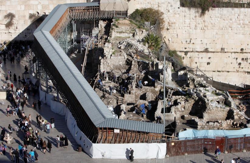 Is Jerusalem's Mughrabi bridge in news to spark Jordan crisis? – analysis