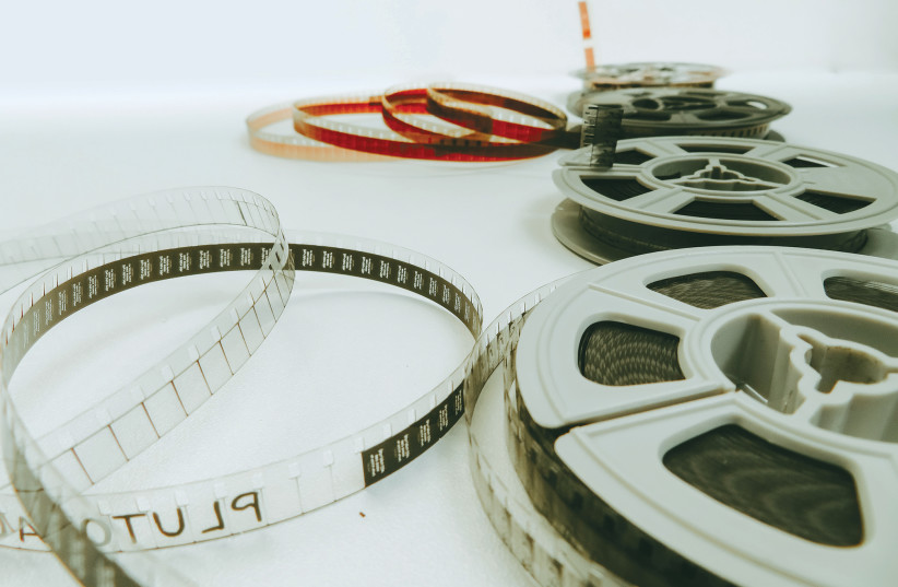 THE REFILM Festival offers movie-goers an unusual chance to see restored vintage reels of film classics. (photo credit: UNSPLASH/ DENISE JANS)
