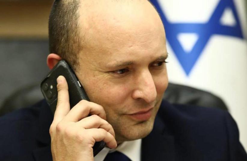 Biden calls Bennett, world leaders congratulate new Israeli gov't