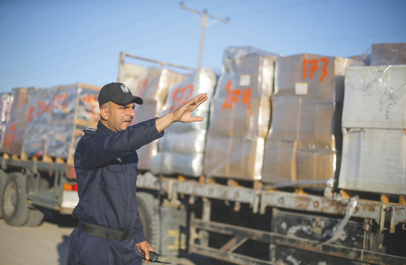 Israel eases Gaza restrictions as war threat subsides