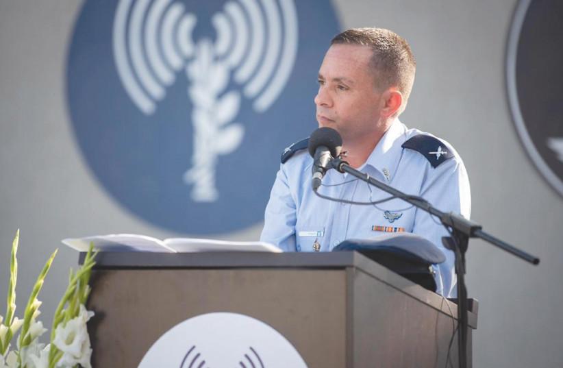 BRIG.-GEN. RAN KOCHAV, ancien commandant du commandement de la défense aérienne de l'armée de l'air, prend la relève en tant que nouveau porte-parole en chef de Tsahal et membre de l'état-major général. (Crédit photo: UNITÉ DU PORTE-PAROLE de Tsahal)