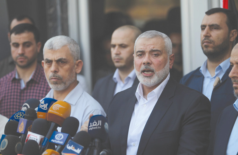 Hamas threatens to escalate West Bank clashes after capture of fugitives