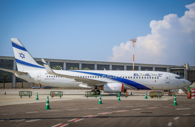 el al plane (photo credit: YOSSI ALONI/FLASH90)