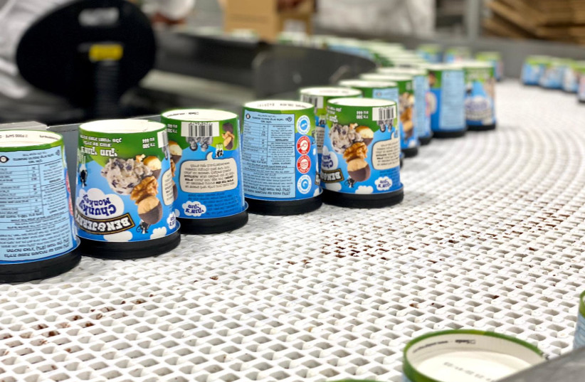 NJ moves to divest from Ben & Jerry's over anti-Israel boycott