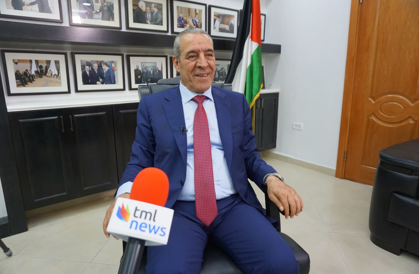 Palestinian Authority official says PA ready for direct talks with Israel