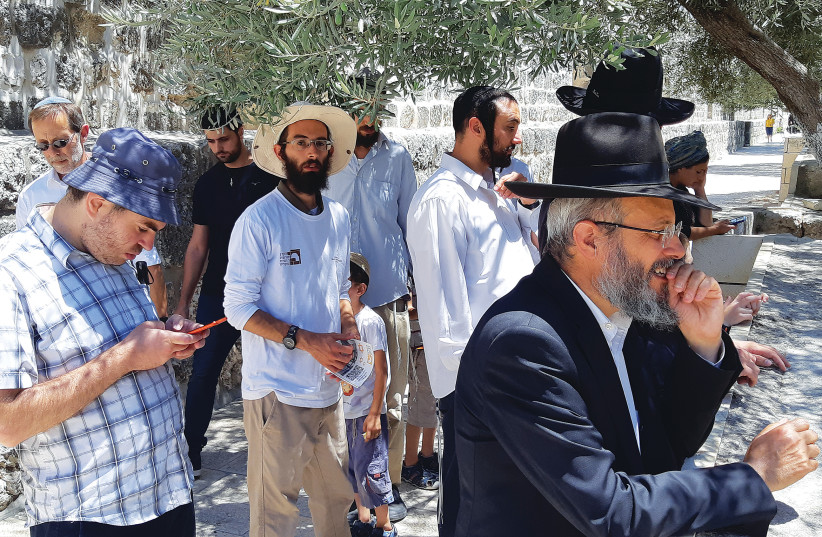 Palestinians outraged over ruling allowing Jewish prayer on Temple Mount