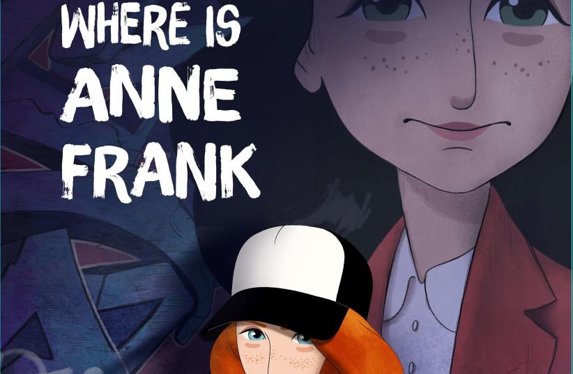 Where is Anne Frank?  (credit: LENA GUBERMAN)