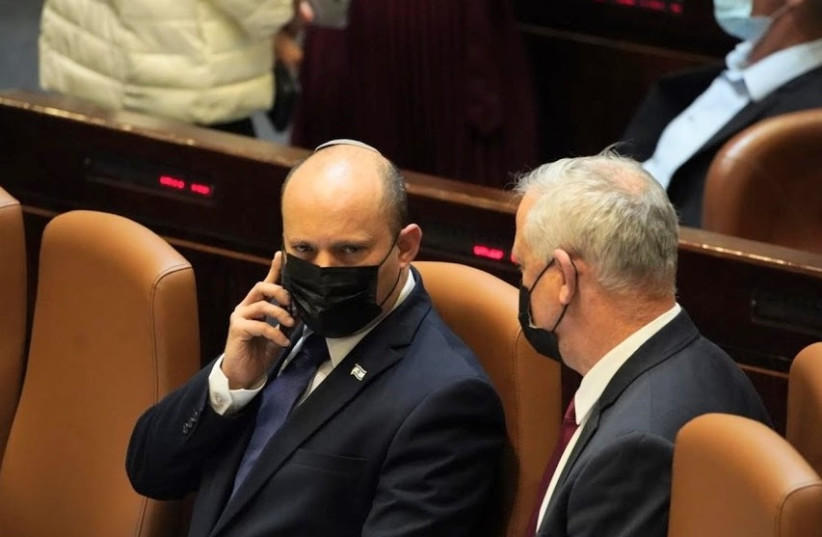 Palestinians: Bennett exposed his 'anti-peace' policy