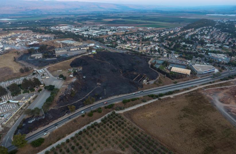 Israeli Air Force strikes southern Lebanon