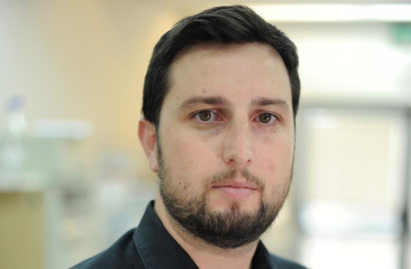 Nextage Founder and CEO Abraham Dreazen (credit: ELI LEVI)