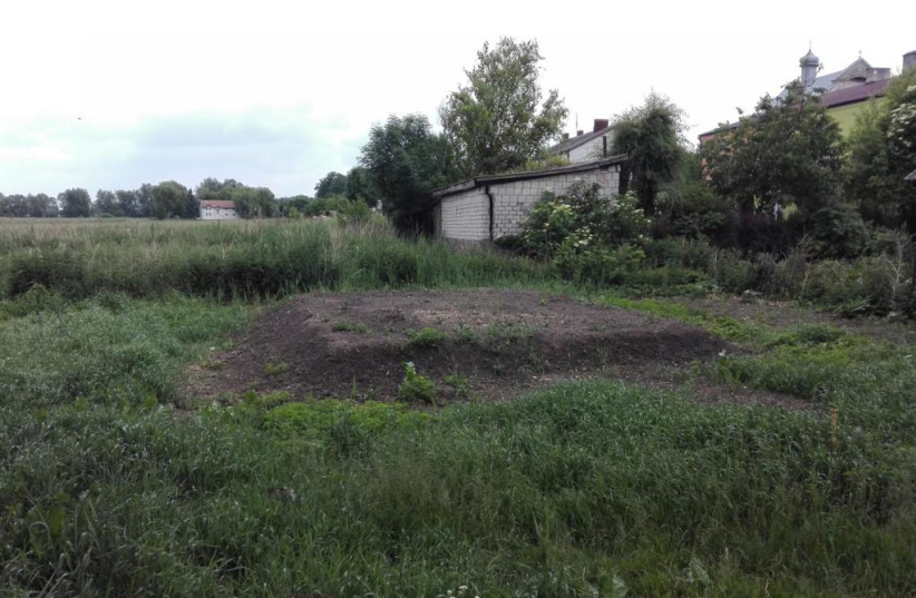Odkryto masowy grób w polskim mieście (Zdj .: SHEM OLAM)