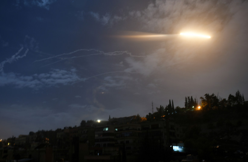 Israeli aircraft attacks military targets in Quneitra, Syria – report